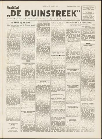De Duinstreek 1953-03-20