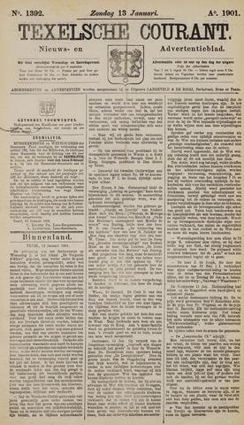 Texelsche Courant 1901-01-13