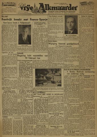 De Vrije Alkmaarder 1946-02-27