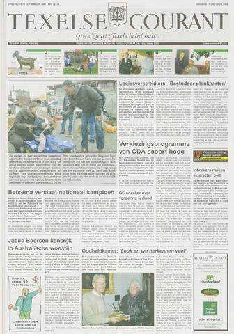 Texelsche Courant 2009-10-27