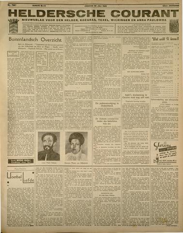 Heldersche Courant 1935-07-30