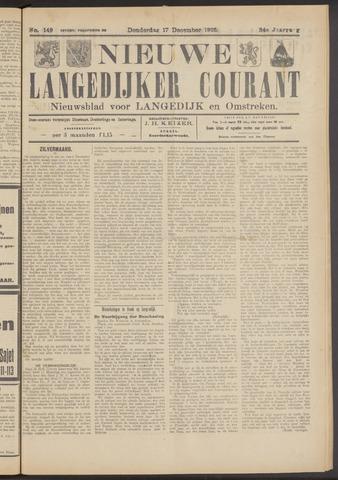 Nieuwe Langedijker Courant 1925-12-17