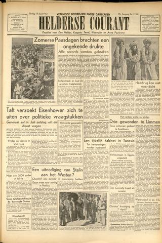 Heldersche Courant 1952-04-15