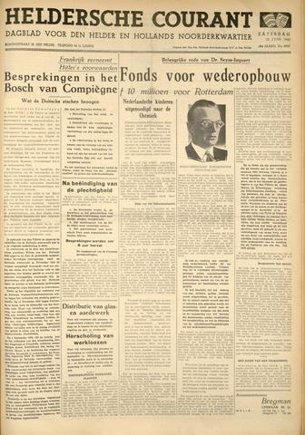 Heldersche Courant 1940-06-22