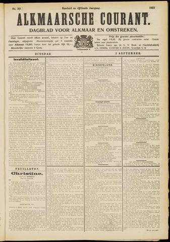 Alkmaarsche Courant 1913-09-02