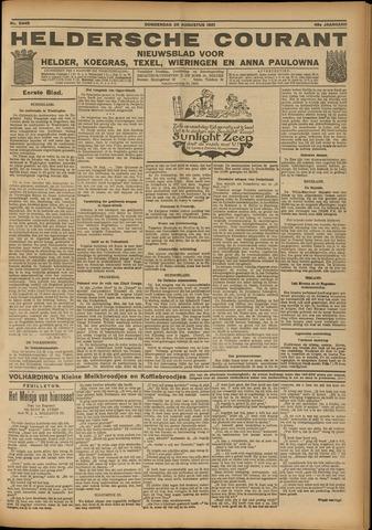 Heldersche Courant 1921-08-25