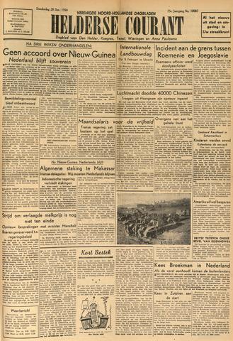 Heldersche Courant 1950-12-28