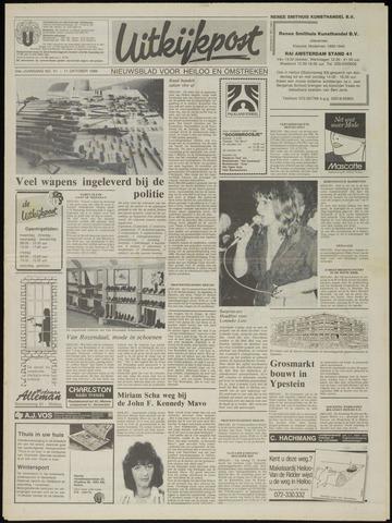 Uitkijkpost : nieuwsblad voor Heiloo e.o. 1989-10-11