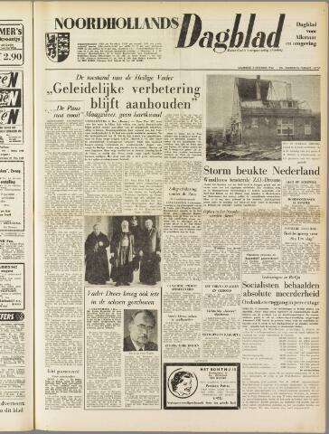 Noordhollands Dagblad : dagblad voor Alkmaar en omgeving 1954-12-06