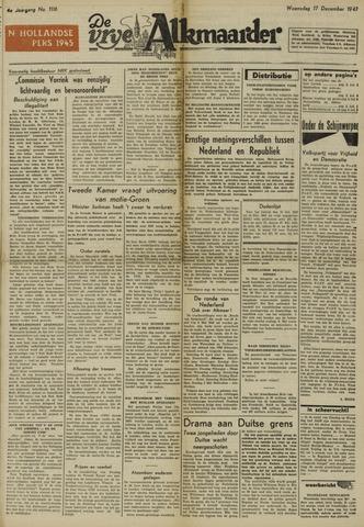 De Vrije Alkmaarder 1947-12-17