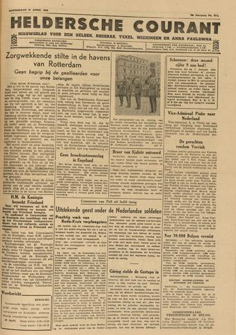 Heldersche Courant 1946-04-25