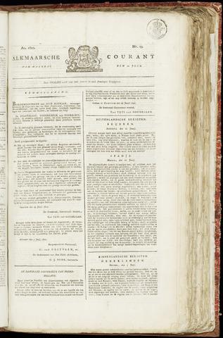 Alkmaarsche Courant 1820-07-10