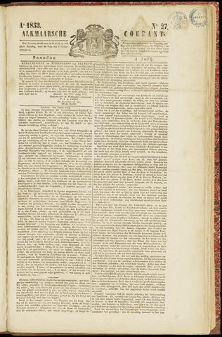 Alkmaarsche Courant 1853-07-04