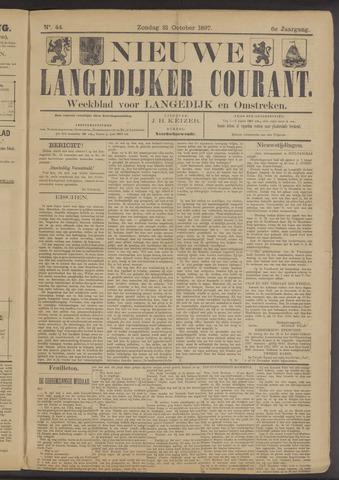 Nieuwe Langedijker Courant 1897-10-31