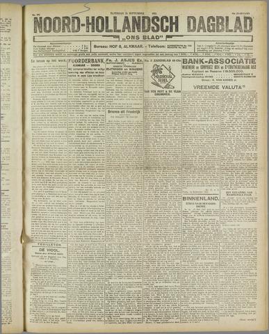 Ons Blad : katholiek nieuwsblad voor N-H 1921-09-24