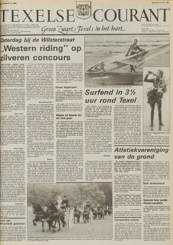 Texelsche Courant 1984-07-20