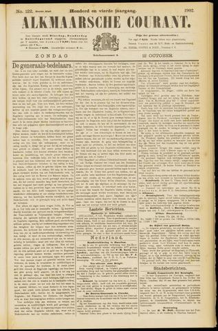 Alkmaarsche Courant 1902-10-12