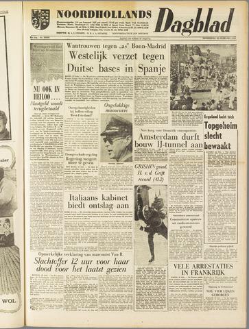 Noordhollands Dagblad : dagblad voor Alkmaar en omgeving 1960-02-25