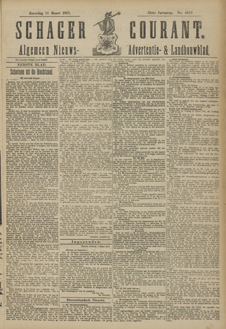 Schager Courant 1911-03-11