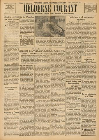 Heldersche Courant 1948-03-30