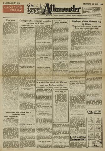 De Vrije Alkmaarder 1948-08-23