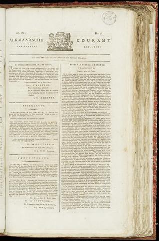 Alkmaarsche Courant 1820-06-19