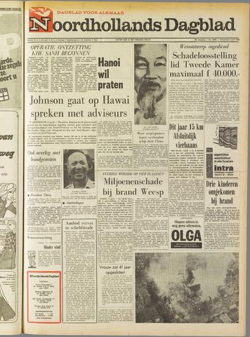 Noordhollands Dagblad : dagblad voor Alkmaar en omgeving 1968-04-04