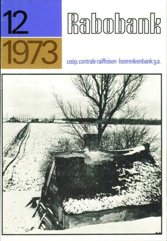 blad 'Rabobank' 1973-12-01