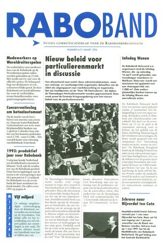 blad 'Raboband' 1994-03-21