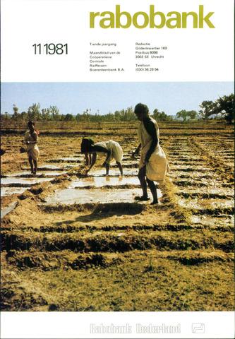 blad 'Rabobank' 1981-11-01