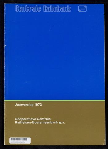 Jaarverslagen Rabobank 1973-12-31
