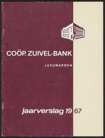 Jaarverslagen Friesland Bank 1967