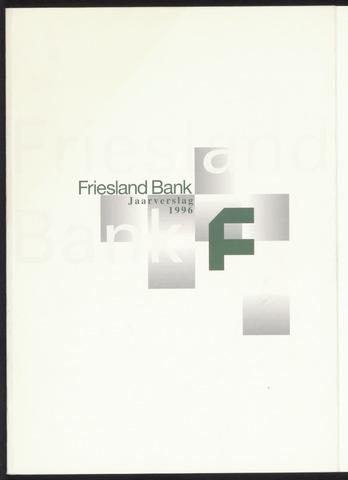 Jaarverslagen Friesland Bank 1996