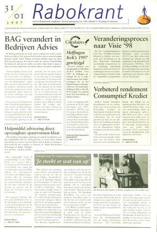 Rabokrant 1997-01-31