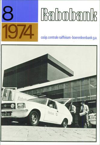 blad 'Rabobank' 1974-08-01