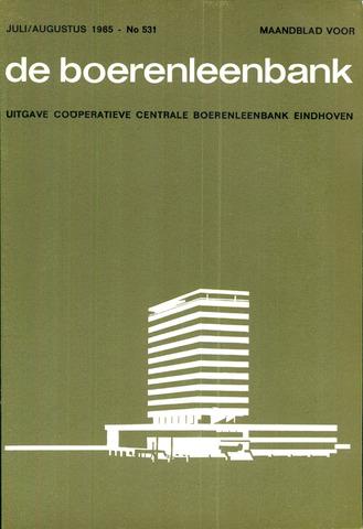 blad 'de boerenleenbank' (CCB) 1965-07-01