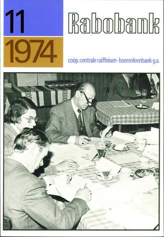 blad 'Rabobank' 1974-11-01