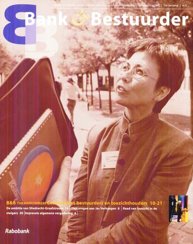 blad 'Bank & Bestuurder' 2001-07-01