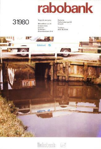 blad 'Rabobank' 1980-03-01