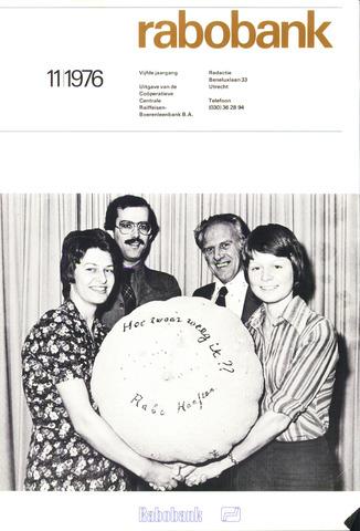 blad 'Rabobank' 1976-11-01