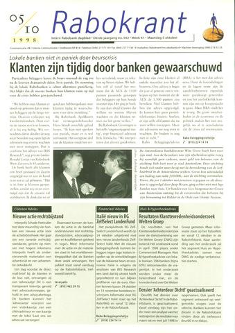 Rabokrant 1998-10-05