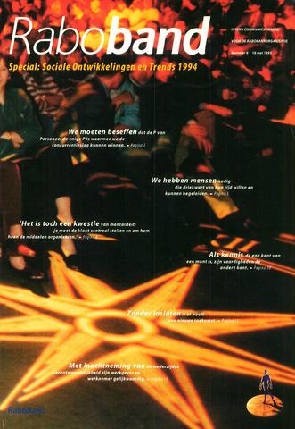 blad 'Raboband' 1995-05-18