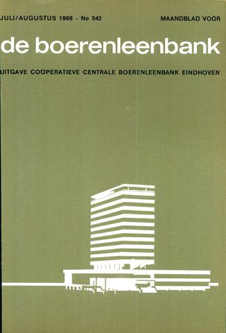 blad 'de boerenleenbank' (CCB) 1966-07-01