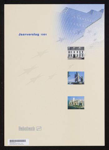 Jaarverslagen Rabobank 1991-12-31