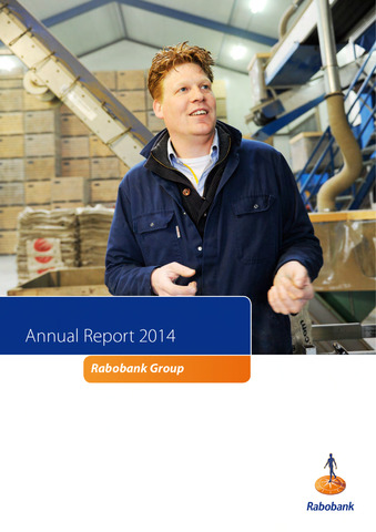 Annual Reports Rabobank 2014