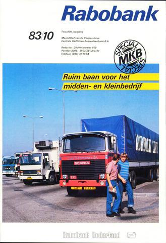blad 'Rabobank' 1983-10-01