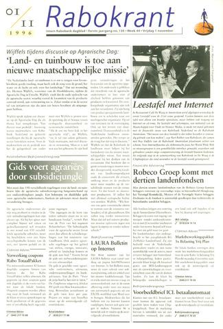 Rabokrant 1996-11-01