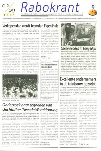 Rabokrant 1997-09-02