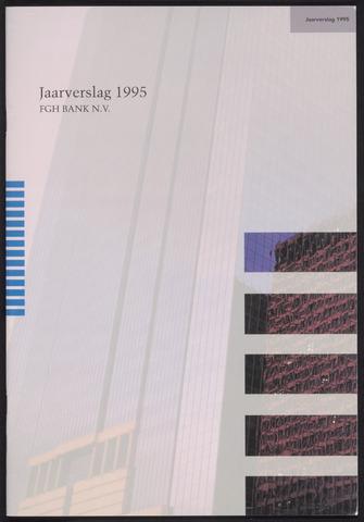 Jaarverslagen Friesch-Groningsche Hypotheekbank / FGH Bank 1995
