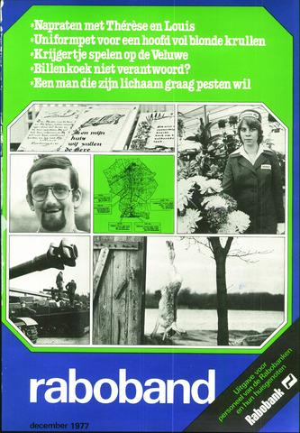 blad 'Raboband' 1977-12-01